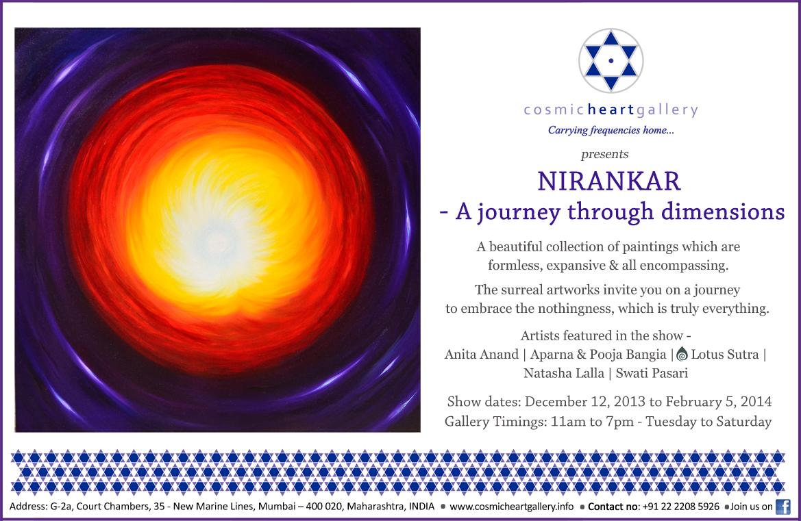 NIRANKAR - A journey through dimensions