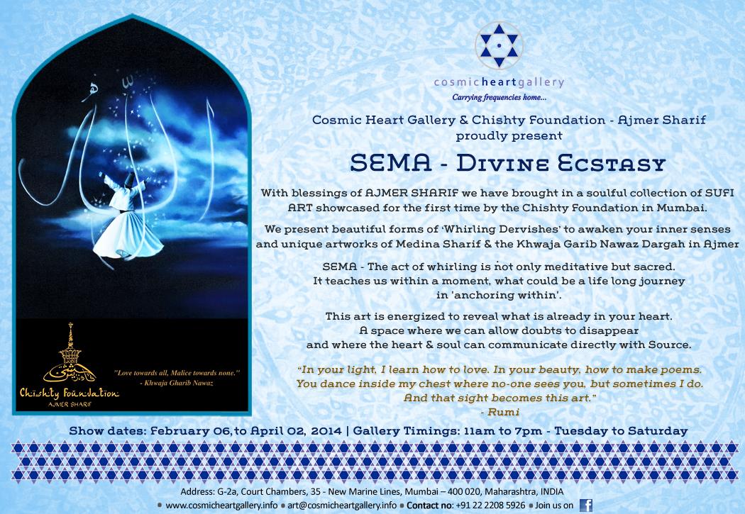 SEMA - Divine Ecstasy